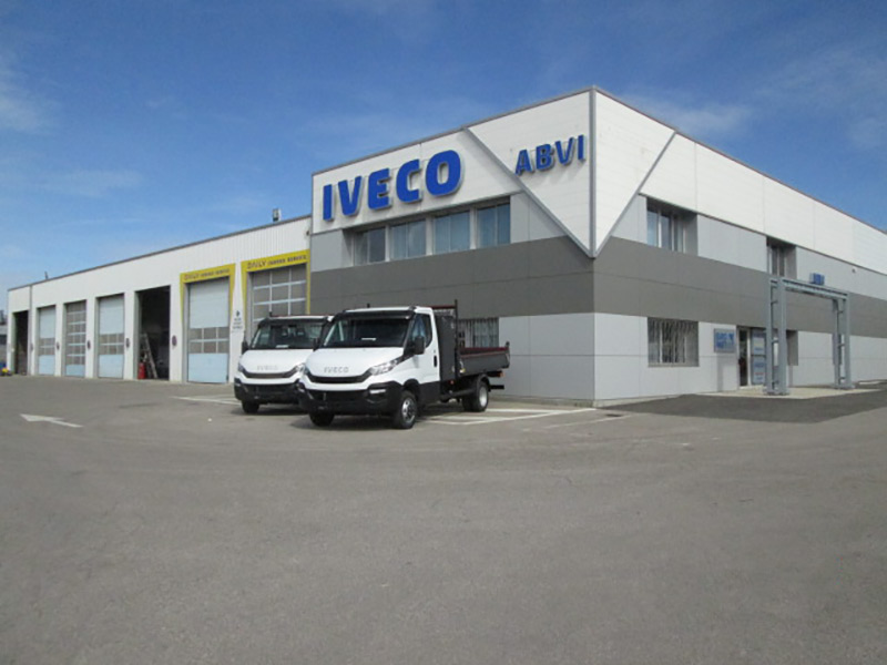 ABVI Iveco Carcassonne